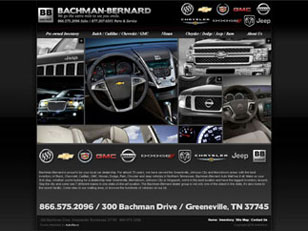 Group Dealer Websites